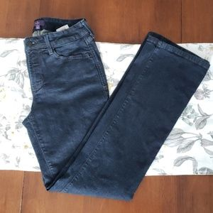 NYDJ Dark Wash Bootcut Jeans Made in USA